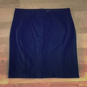Ann Taylor pencil skirt size 18 euc